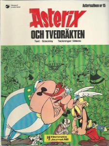 Asterix och tvedräkten